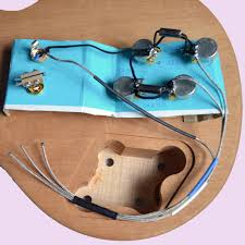 kit control electronique cable pour les paul gibson epiphone lp wiring harness electronic control kit for gibson® lp® or similar guitars