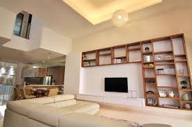 Small Picture 10 elegantly clean cut TV console and feature wall design ideas