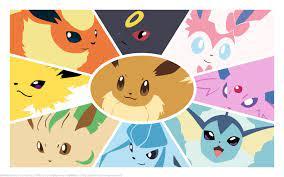 Pokemon Eeveelution Wallpaper Faces ...