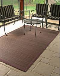 unique 4x6 outdoor rug picture floors rugs natural brown bamboo