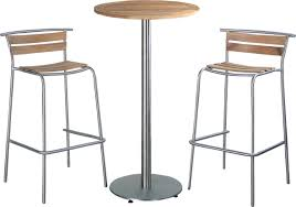 bar table and chairs. Teak Wood Bar Table And Chair Stainless Steel Furniture Outdoor Bistro Chairs Sale T