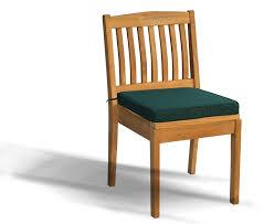 hilgrove stacking chair cushion garden seat cushion stacking garden dining
