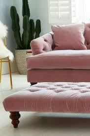 The chesterfield sofa has never looked this good! We adore this sumptuous,  luxurious pinkvelvet chesterfield sofa from British sofa experts Darlings  of ...