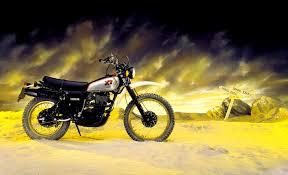 yamaha xt500 clic rides of the pre