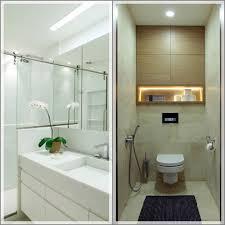 Salão com aproximadamente 45m² banheiro ótimo ponto para negócios automobilísticos! 20 Banheiros E Lavabos Pequenos Simples Decoracao
