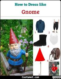 gnome costume for cosplay 2021