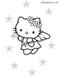 On may 10, 2016september 6, 2019 by coloring.rocks! Hello Kitty Little Angel Coloring Pages Hellokids Com Coloring Home