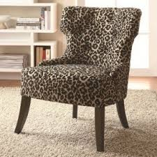 Cheetah Print Accent Chairs Foter