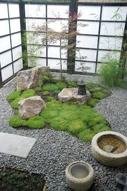 Zen Garden Designs Cool 日本では坪庭を持っている家庭が多い。家の周りにも庭園があるが、家の中