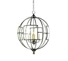 orb chandelier brushed nickel polished sphere fabulous light fixture popular o brushed nickel globe chandelier