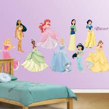 Princess And The Frog Bedroom Decor Disney Princesses Youll Love Wayfair