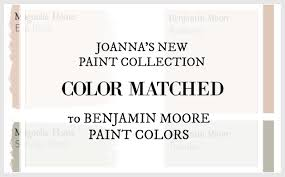 Fixer Upper Paint Colors Color Matched - The Weathered Fox