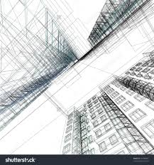 modern architecture blueprints. Modern Architecture And Designing Large-size Stock Images Similar To Id 170926139 Architectural Blueprint Abstract 3d Construction Concept Blueprints C