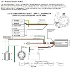 holley hp efi mallory 42 series distributor and mallory this document shows how a trigger wheel hall effect timing sensor can work the hp efi to control the timing so my question is if any of the above