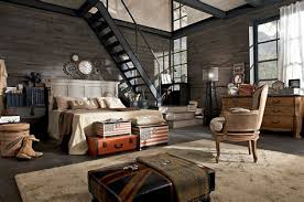 industrial look furniture. Country, Vintage, Industrial, Loft, Urban, Shabby Chic Industrial Look Furniture