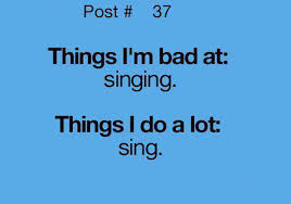 I can't Sing | Funny Pictures, Quotes, Memes, Jokes via Relatably.com