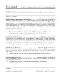 Resume Objective For Dental Assistant Resume Objective Dental