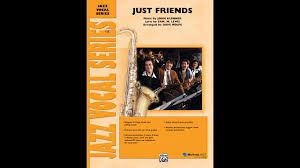 Dave Wolpe Charts Just Friends Arr Dave Wolpe Score Sound