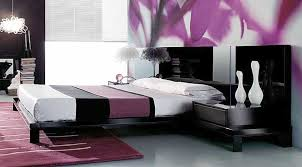 popular of gray and purple bedroom ideas purple bedroom with ombre effect walls and bed d