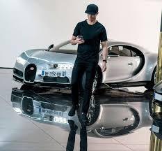 He already owns a bugatti veyron grand sport vitesse. Cristiano Ronaldo Adds A 9 Million Bugatti Centodieci To His Impressive Fleet Autoevolution