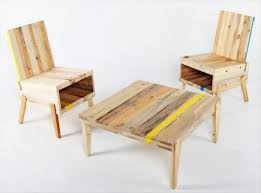 easy to make furniture ideas. Beautiful Easy We Can Also Place Small Cushions On The Pallet Chairs To Make Sitting More  Comfortable And Easy To Easy Make Furniture Ideas