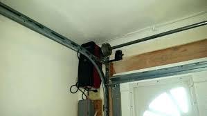 wall mount garage door opener side mount garage door opener elite wall cost residential liftmaster 8500