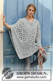 Poncho Patterns Unique Ponchos Shawls Free Knitting Patterns And Crochet Patterns By