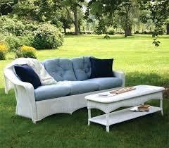 Indoor Outdoor Wicker Furniture Cushions Rattan Garden Cushion