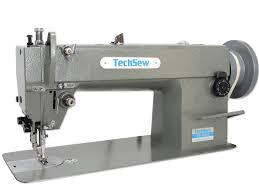 techsew 0302 walking foot industrial sewing machine