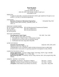 Nice Resume For Ece Student Contemporary Resume Ideas Namanasa Com