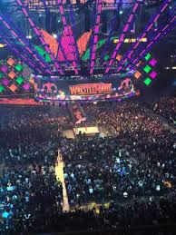 Wrestlemania Superdome Seating Chart Mercedes Benz Superdome Section 503 Row 4 Seat 8