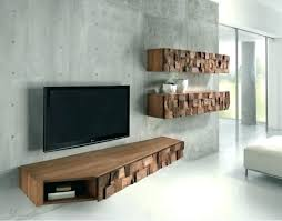 floating glass shelf tv photo of wall units glamorous floating entertainment center best wooden cabinet