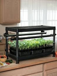 Stack N Grow Light System Free Shipping Gardeners Supply