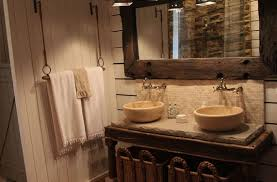 Interesting Rustic Bathroom Mirrors Simple Design How To Build And Decorate  With Mirror Frames