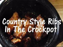 Slow Cooker Barbecue Ribs  Yellow Bliss RoadCountry Style Ribs Recipes Slow Cooker