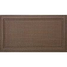 indooroutdoor  door mats  mats  the home depot