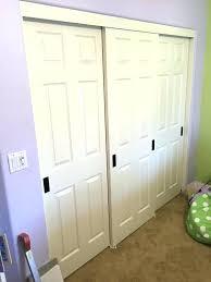 sliding closet doors installation beautiful interior iding closet