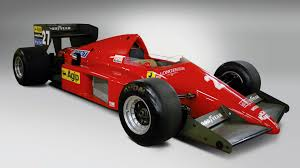 1986 Ferrari F1 86 Hd Wallpaper Hintergrund 1920x1080 Id 906529 Wallpaper Abyss