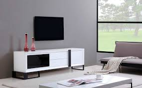 extra long tv stand. Simple Stand Extra Long Modern White TV Stand BM36 And Tv