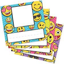 Emoji Asst Picture Plates