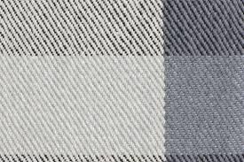 contemporary rug striped new zealand wool rectangular