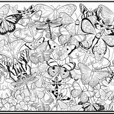 Detailed Butterfly Coloring Pages Fresh Animal Mandala Coloring Book