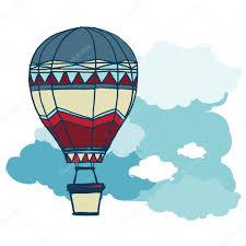 Flottant Dans Le Ciel Image Vectorielle 85192724