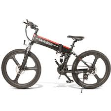 <b>Samebike LO26 Moped Electric</b> Bike Smart Folding Bike E-bike Sale ...
