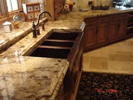 ideal what color granite goes with medium cherry cabinets zy15