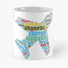 Recommended ipa fonts available on various platforms: Amazon Com Plane Phonetic Alphabet Alpha To Zulu And Everything In Between Classic Mug Cool Holidays Gift For Coworkers Men Women Him Or Her Mom Dad Sister Coffee Cups Mugs