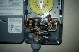 hot water heater timer 5 steps (with pictures) Wiring A Electric Timer step 3 wiring the timer install electric timer