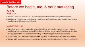 Common Marketing Interview Questions Marketing Job Interview Questions And Answers Part 1