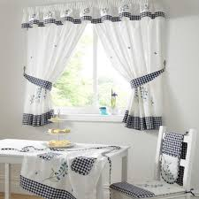 Kitchen Curtain Designs Cool Decorating Interior Window Curtain Designs Ideas Windows