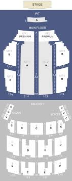 Orpheum Theater Minneapolis Mn Seating Chart Stage